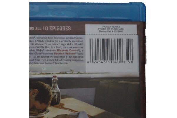 Fargo: Season 2 [Blu-ray] - DVD Wholesale