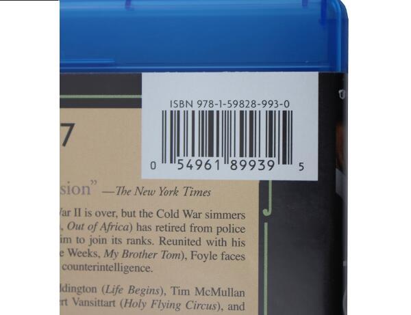 Foyle's War : Season 7[Blu-ray] - DVD Wholesale