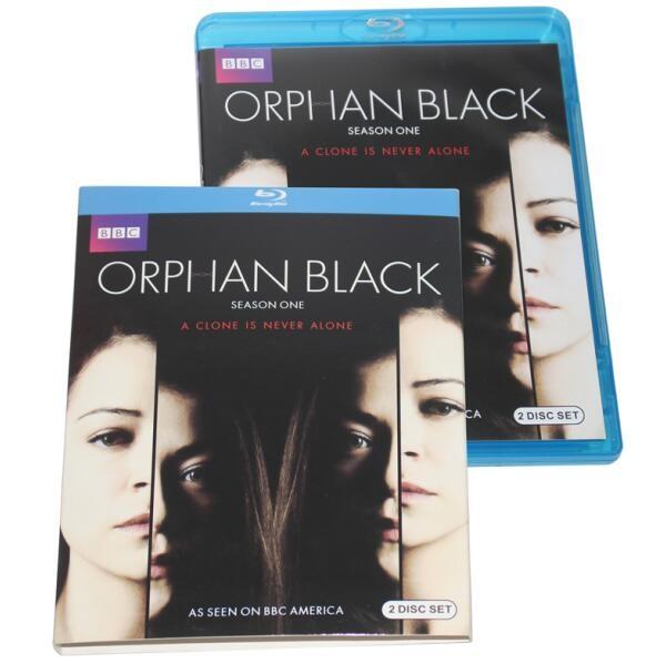 Buy Orphan Black - Series 1-4 Boxset on DVD | Sanity Online