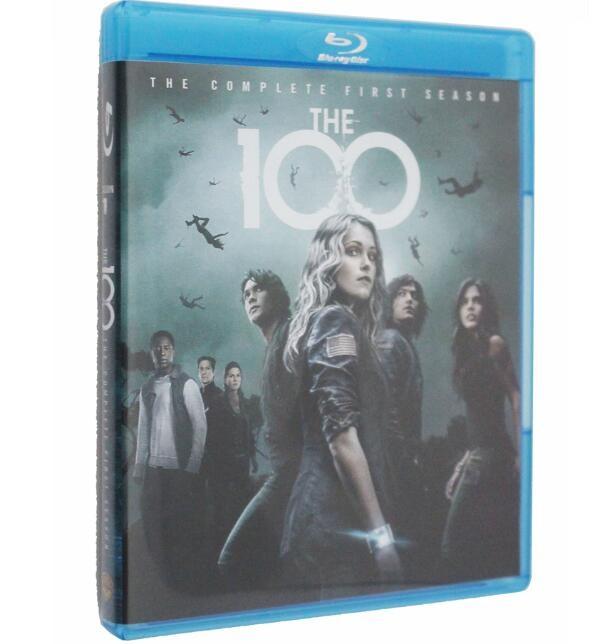 The 100: Season 1 [Blu-ray] - DVD Wholesale