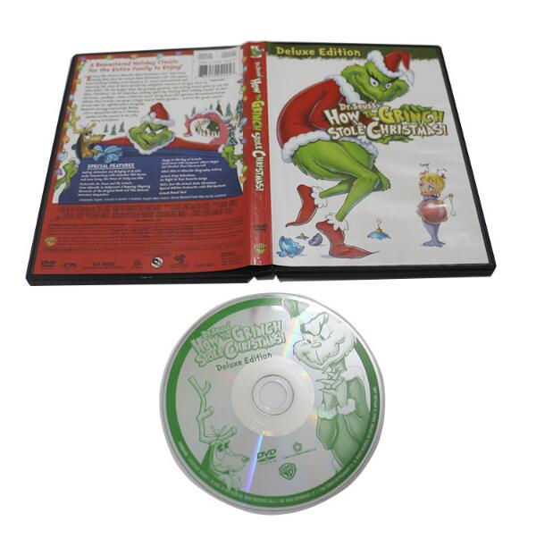 How The Grinch Stole Christmas 1966 Dvd.Dr Seuss How The Grinch Stole Christmas Dvd Wholesale