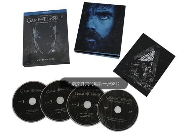 Game Of Thrones Season 7 Blu Ray Dvd Wholesale
