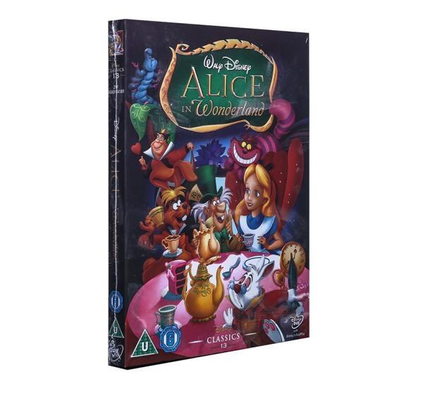 Alice In Wonderland (Special Edition) UK - DVD Wholesale