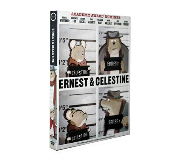 Ernest Celestine Dvd Wholesale