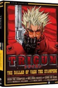Trigun Complete Series Box Set