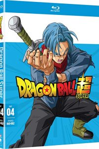 Dragon Ball Super Part Four [Blu-ray]