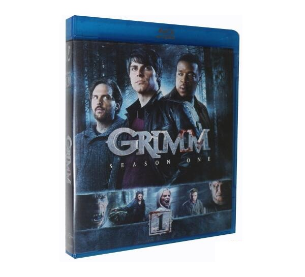 Grimm Season 1 [Blu-ray] - DVD Wholesale