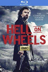 Hell On Wheels Season 4 [Blu-ray]