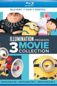 Illumination Presents 3-Movie Collection [Blu-ray]