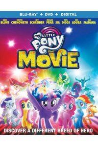 My Little Pony The Movie [Blu-ray]