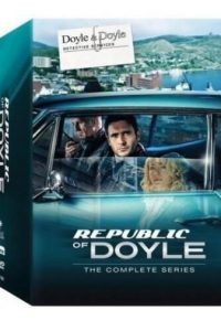 Republic Of Doyle the Complete series