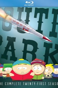 South Park: Season 21 [Blu-ray]