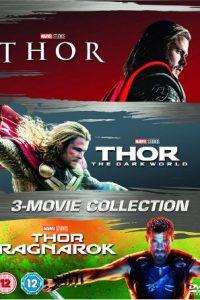 Thor 1-3 Box Set UK Region