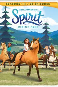 Spirit Season 1-4