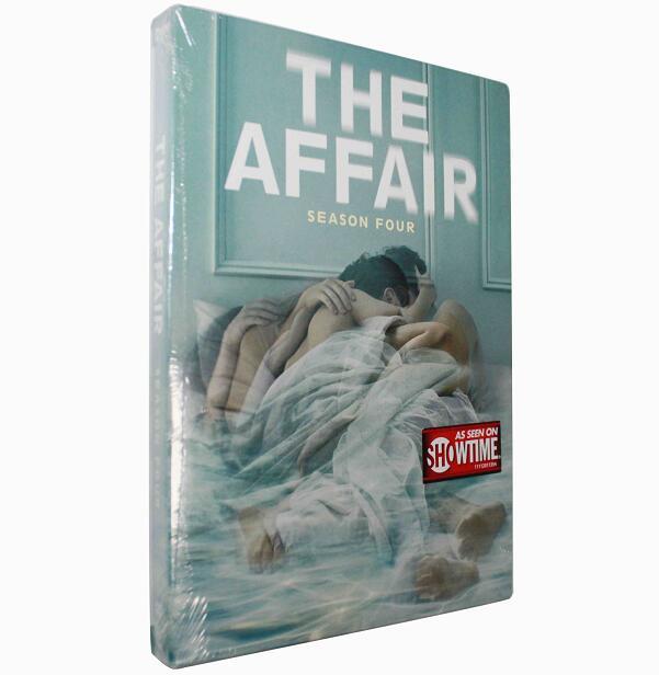 The Affair Season 4 - DVD Wholesale