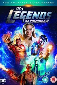 Legends of Tomorrow Season 3 UK Region