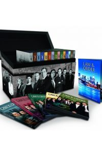 Law and Order: The Complete Seasons 1-20