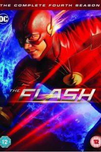 The Flash Season 4 UK Region