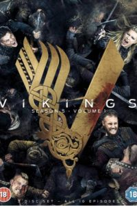 Vikings: Season 5 Volume 1 – UK Region