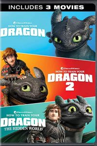 How To Train Your Dragon 1-3