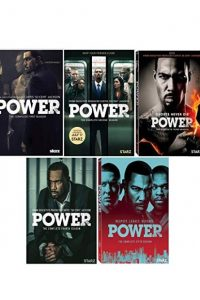 Power The Complete Series Seasons 1-5