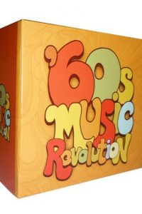60's Music Revolution [CD]