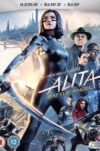 Alita: Battle Angel 2019 UK Region