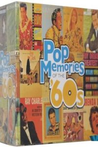Pop Memories of the 60's Box set [CD]