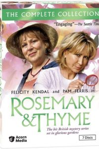 Rosemary & Thyme Complete Collection