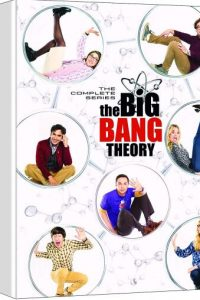 The Big Bang Theory: The Complete Series 1-12