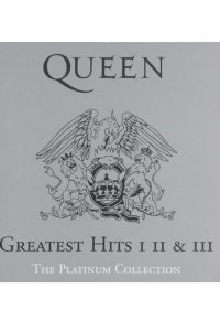 The Platinum Collection: Greatest Hits I, II & III – Queen
