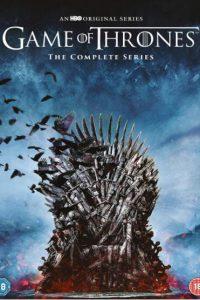 Game of Thrones:The Complete Series Seasons 1-8 UK Region