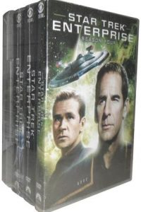 Star Trek: Enterprise Season 1-4