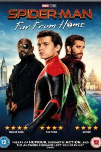 Spider-Man: Far from Home – UK Region