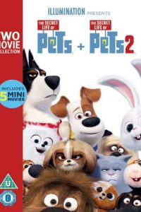 The Secret Life of Pets Two Movie collection UK Region